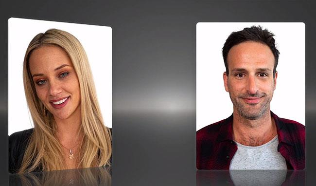 What could possibly go wrong? The show has become so hyper-aware of its reputation to shock that the 2019 couples are going to be Tracey and Dean on steroids. *(Image: Channel Nine)*