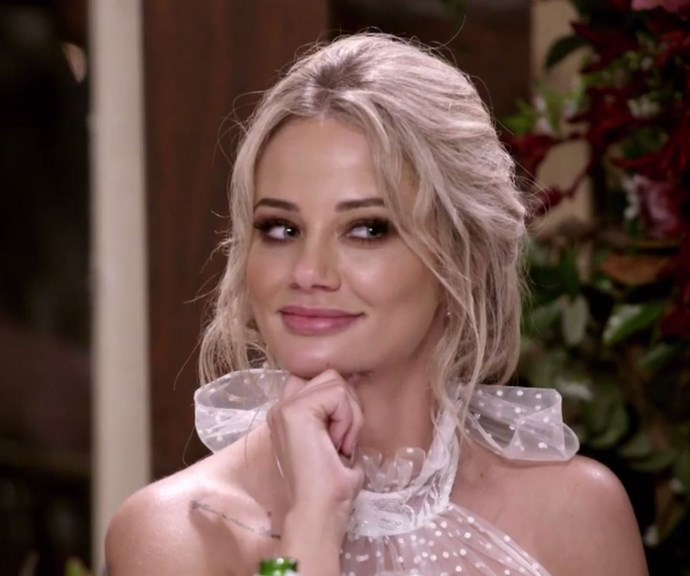 Jessika on Married At First Sight. *(Image: Channel Nine)*