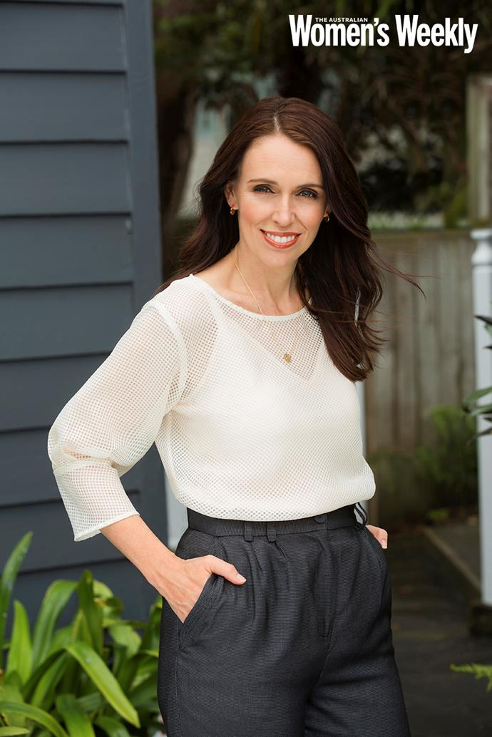Jacinda has made headlines around the world for her progressive leadership approach. *(Image: Jae Frew/AWW)*