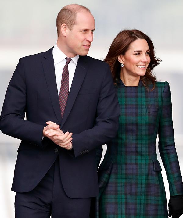 The Scottish town is close to the very place where Wills and Kate first met. *(Image: Getty)*