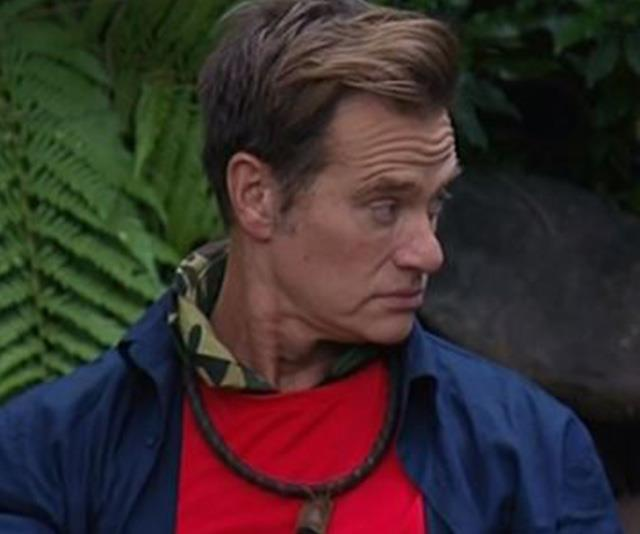 Justin's comments clearly surprised other campers.  *(Image: Network Ten)*