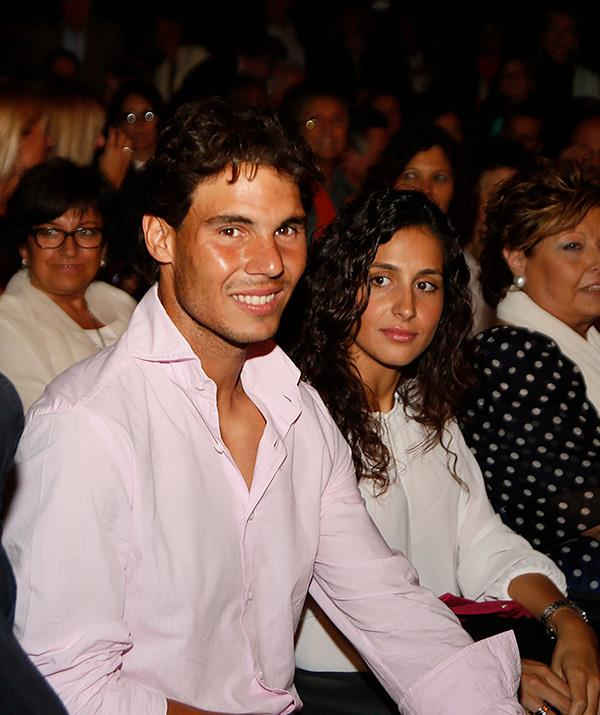 The pair have been together for 14 years. *(Image: Getty)*