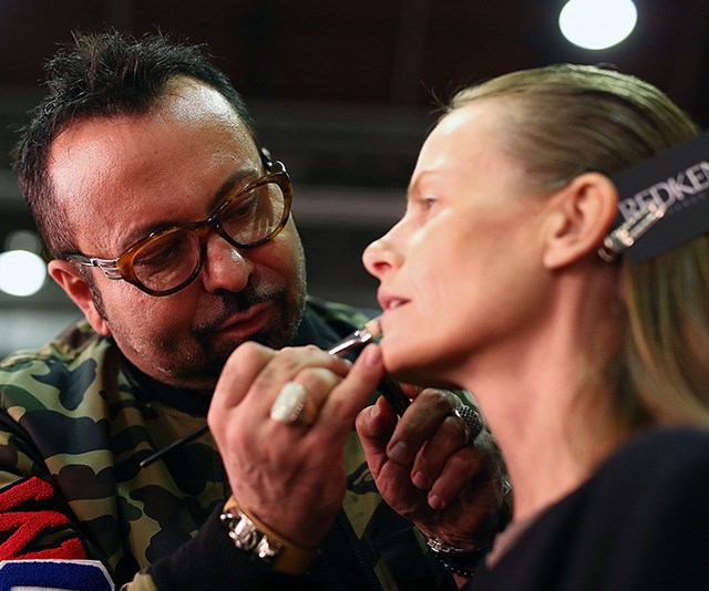 Napoleon Perdis has gone into voluntary administration, but it's not necessarily the end for the makeup giant. *(Image: Getty)*