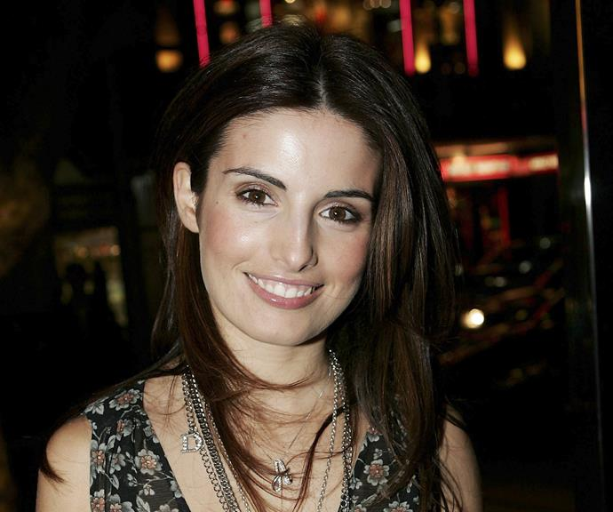 Ada Nicodemou at a media event in 2005. *(mage: Getty)*