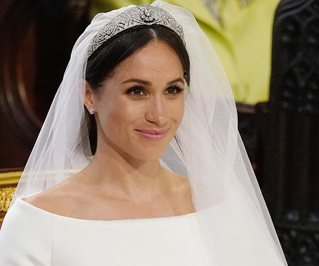 Meghan Markle's glowing skin is surprisingly easy to achieve according to her makeup artist. *(Image: Getty)*