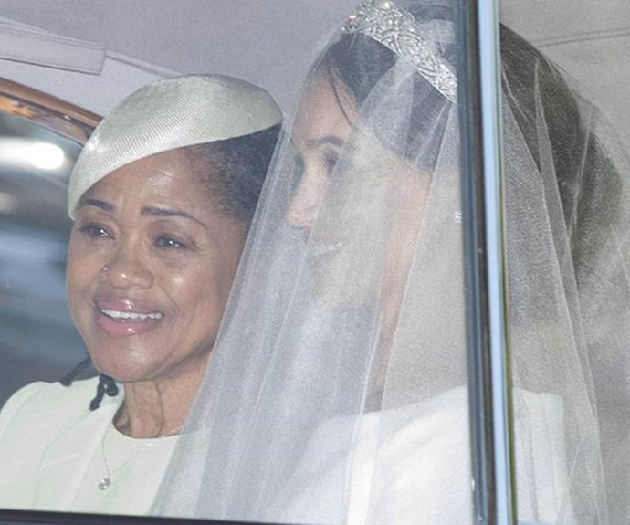 Doria had a positive influence on Meghan as she grew older. *(Image: Getty)*