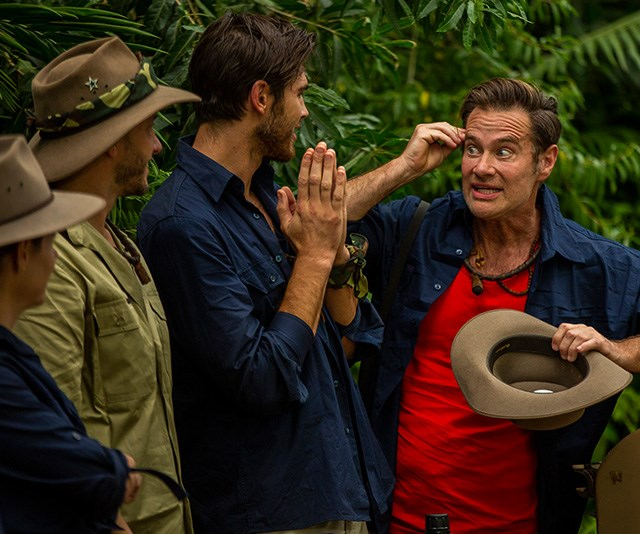Stars of the fifth season of *I'm A Celeb* are at war over their varying pay cheques. *(Image: Network Ten)*