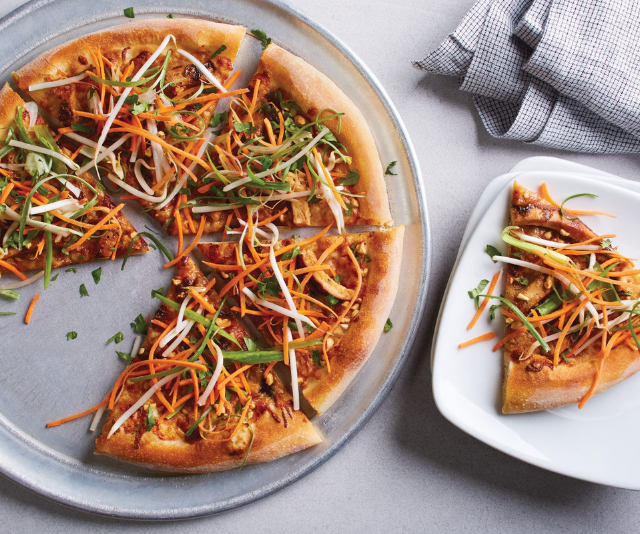 **California Pizza Kitchen, Hillarys Boat Harbour:** A glorious beach-side locale is just the beginning of the attraction for families here. Affordable, delicious cuisine and Friday family movie nights are also a pretty good temptation. *(Image: California Pizza Kitchen)*
