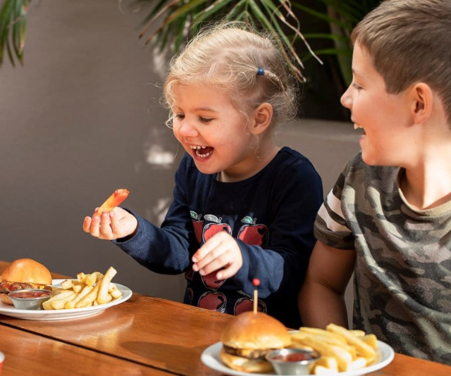 """**The Pirate Bar:** From delicious tapas to a hearty meal, plus free entertainment and a delicious kids menu, The Pirate Bar is fast becoming a family fave. *(Image: [The Pirate Bar.](https://www.piratebar.com.au/ 