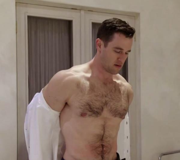 Hottest. Virgin. Ever *(Image: Channel Nine)*