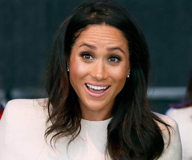 Meghan has been candid about her beauty hacks in the past. *(Image: Getty)*