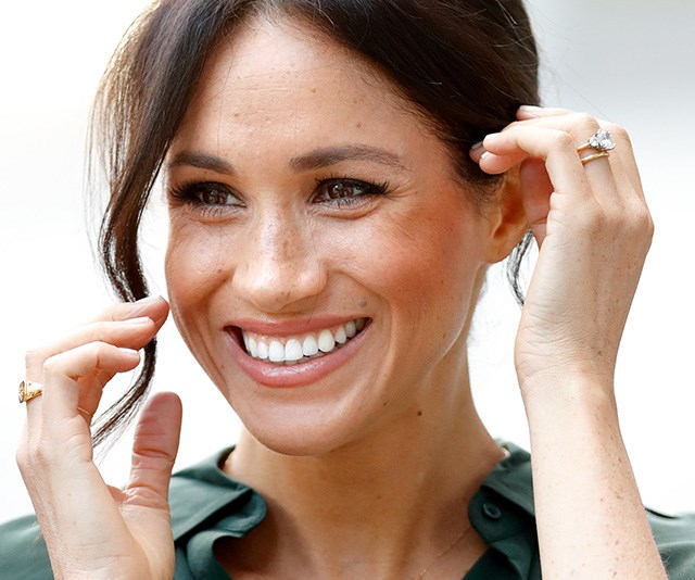 Turns out you don't need a royal budget to afford Meghan's go-to skincare products! *(Image: Getty)*