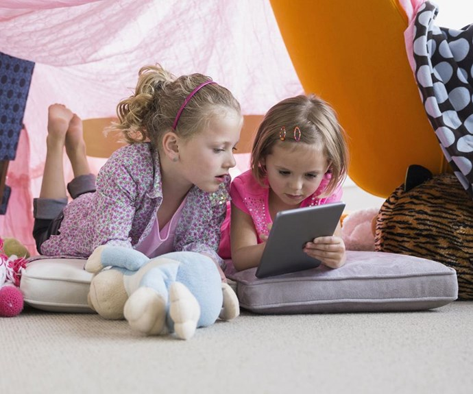 Too much screen time can have some serious health side-effects. *(Image: Getty Images)*