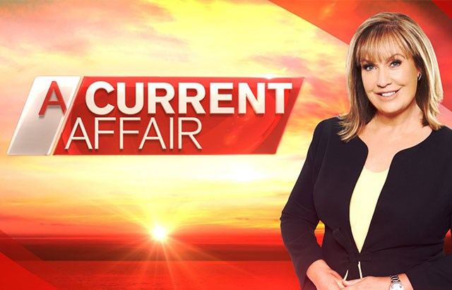 Sylvia will be working on Nine's flagship program, *A Current Affair*. *(Image: Channel Nine)*