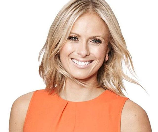 Congrats to Sylvia on her new role! *(Image: Channel Nine)*