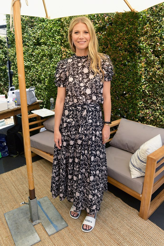 Gwyneth is taking her Goop lifestyle brand to Netflix (Image: Getty).