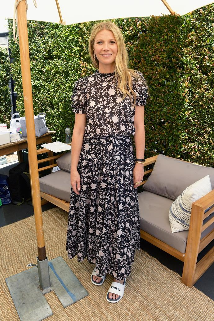 Gwyneth is taking her Goop lifestyle brand to Netflix *(Image: Getty)*.