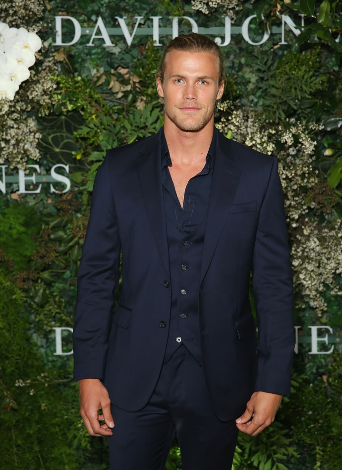 Jett in boardies or a suit? We'll take either, thanks! *(Image: Getty)*