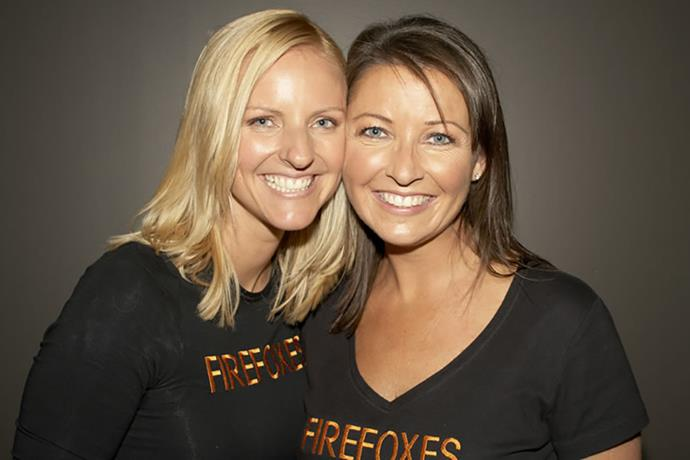 Firefoxes founders Kate Riddell and Jemima Richards.(Image: Supplied)