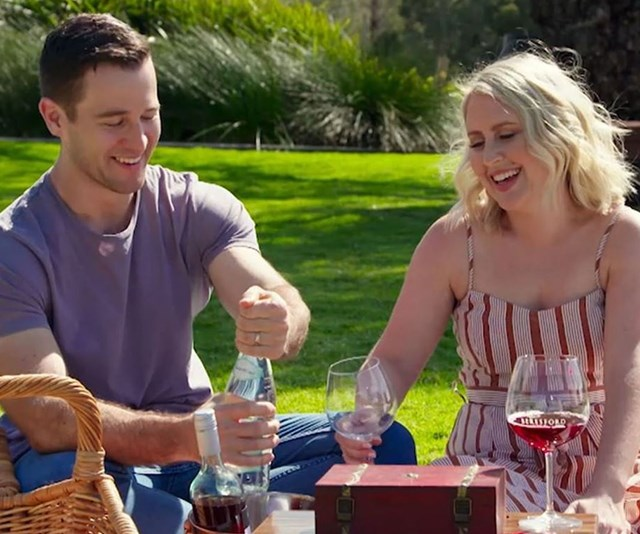 Did *MAFS* share a little too much last night? *(Image: Channel Nine)*