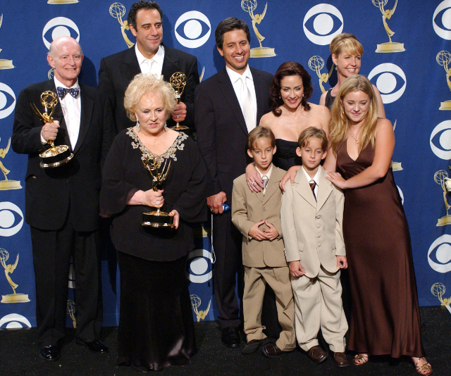 The family dynamic on *Everybody Loves Raymond* took inspiration from Ray Romano's real family. *Image: Getty.*