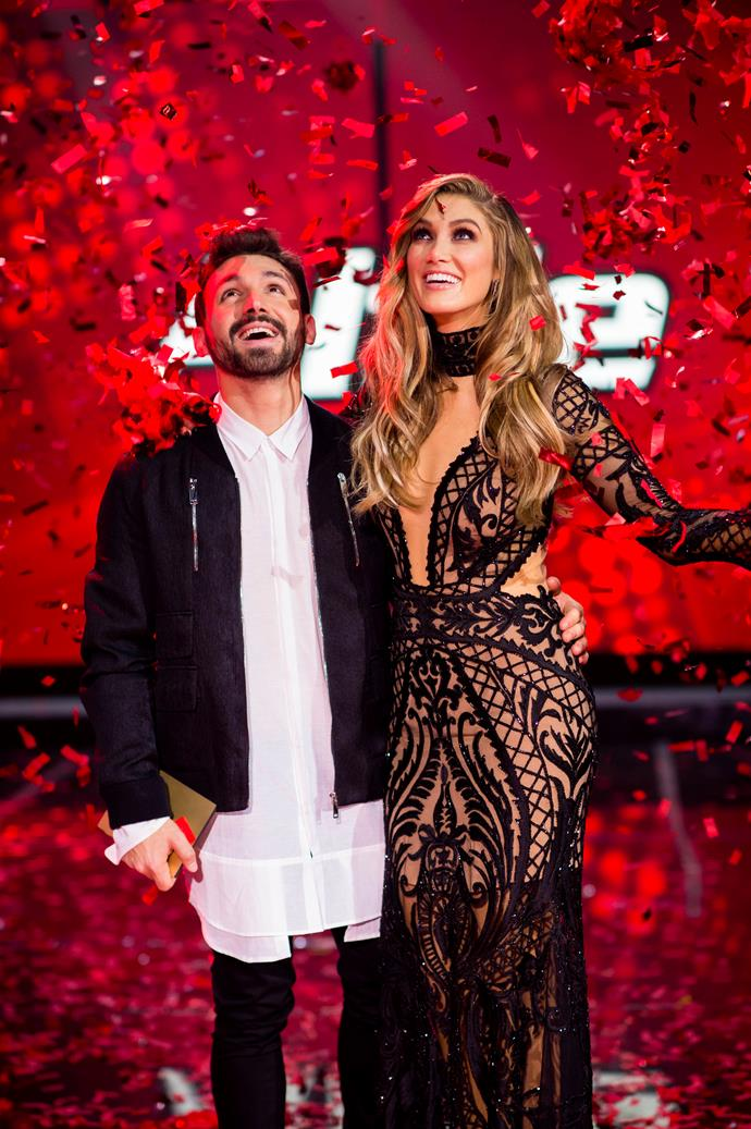 Delta Goodrem's 2016 *The Voice* winner Alfie Arcuri is one of the artists performing at *Eurovision - Australia Decides.*