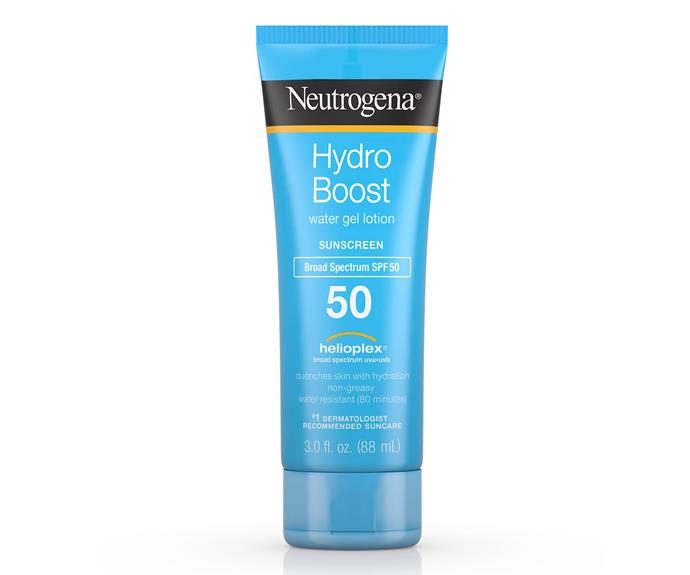 Every product in Neutrogena's HydroBoost range is awesome. *(Image: Neutrogena)*