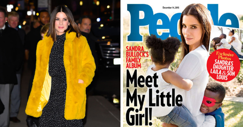 The real reason we never see Sandra Bullock's kids | OK! Magazine