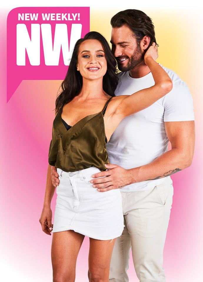 Ines and Sam have no regrets for ditching their partners. *(Image: Supplied)*