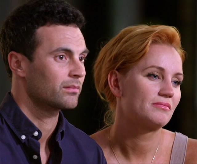 "Sources say Jules and Jess have ""nothing in common."" *(Image: Channel Nine)*"