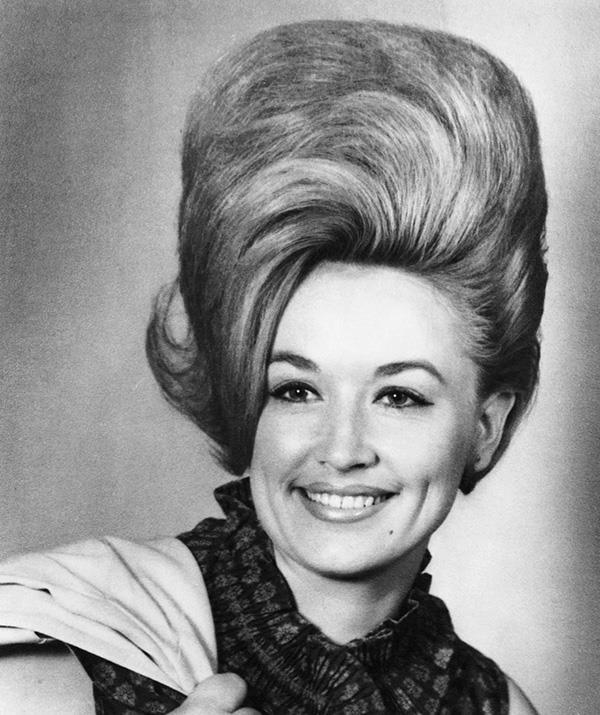 Dolly pictured in the 1960s. *(Image: Getty)*