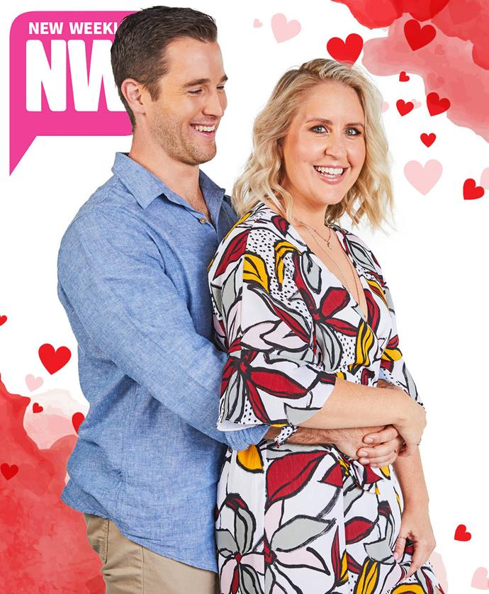 The future looks bright for these two reality TV lovers. *(Image: Exclusive to NW)*