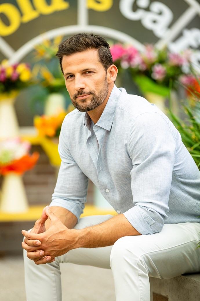 Tim Robards is returning to Ramsay Street!