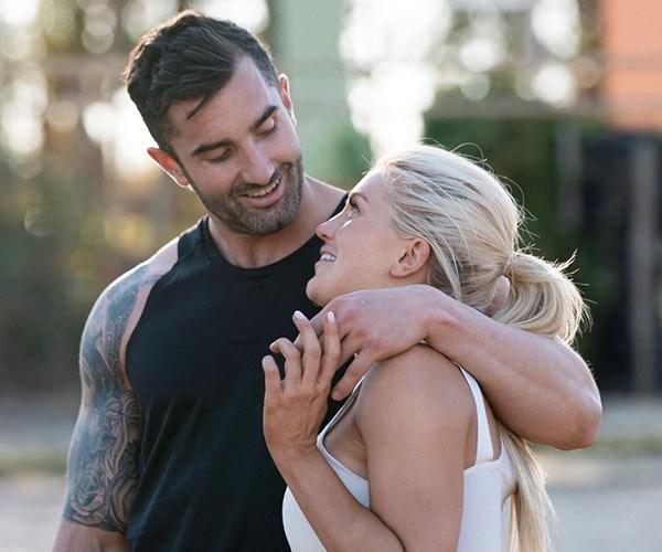 Taite and Ali found love on *The Bachelorette* and are still crazy about each other. *(Image: Instagram @alioetjen)*