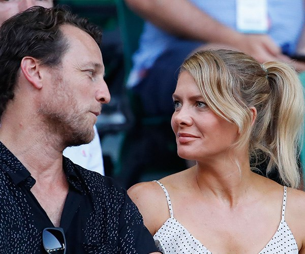 Nat and her husband have been together for 12 years and are each other's support network. *(Image: Getty Images)*