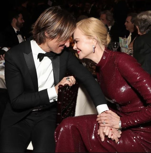 """The greatest thing you'll ever learn is just to love and be loved in return."" *(Image: Instagram @nicolekidman)*"