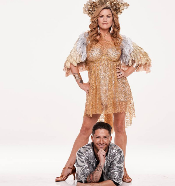 Dancing With The Stars Get To Know Constance Hall Now To Love