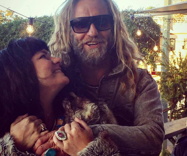 Constance Hall and Denim Cooke fell hard and fast for each other. *(Image: Instagram)*