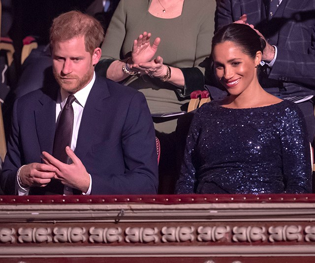 Harry has not been coping with how Meghan's disregard for palace protocol. *(Image: Getty Images)*