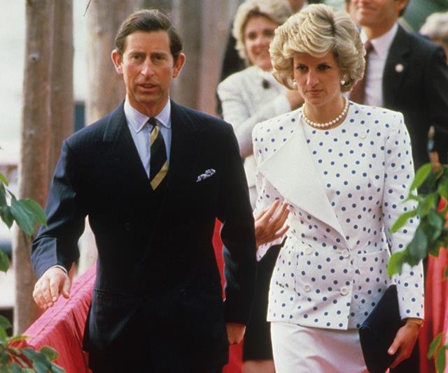 Harry and Meghan have been frequently compared to Harry's parents, Prince Charles and Princess Diana. *(Image: Getty Images)*