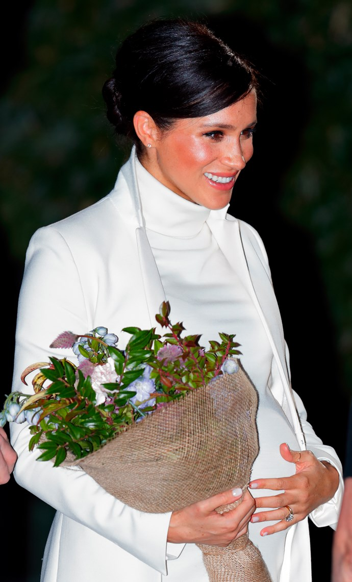 Meghan's publicity-seeking ways have dismayed and angered her husband. *(Image: Getty Images)*
