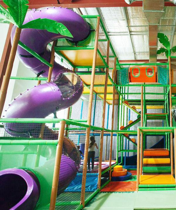 Let your kids go wild at Jungle Buddies. *(Image: Jungle Buddies)*