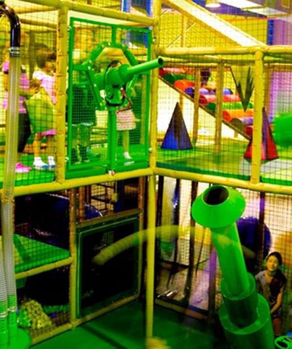 Monkey Mania play centres are built to impress. *(Image: Monkey Mania)*