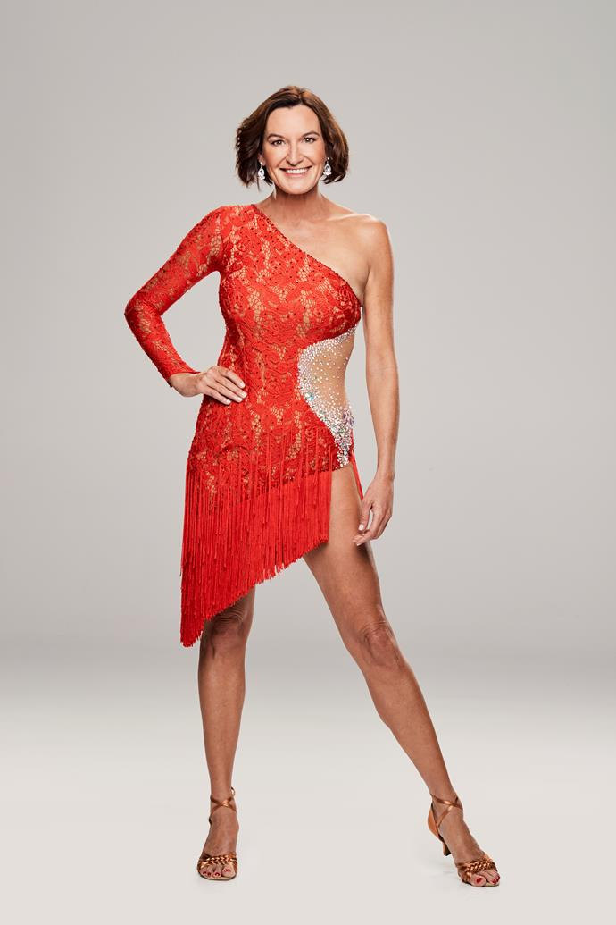 "**[CASSANDRA THORBURN](https://www.nowtolove.com.au/reality-tv/dancing-with-the-stars/dancing-with-the-stars-samuel-johnson-cassandra-thorburn-53728|target=""_blank""), CHILDREN'S AUTHOR & BROADCASTER, 47** <br><br> Cassandra was initially hesitant about signing up to compete on DWTS. But her late father persuaded her to take part. <br><br> ""It was one of the last conversations I had with my dad before he passed away,"" Cassandra, 47, explains to TV WEEK. <br><br> ""It had been offered to me and at first I thought, 'No, that's crazy – I couldn't possibly do that'."" But Cass changed her mind  when her father told her about the importance of living with no regrets. <br><br> ""He said, 'If you don't take up these opportunities, you'll have regrets.' It was an easy decision after that."" <br><br> The mum of three isn't doing the show just for her dad, but for her fans too. They have supported her since her highly publicised divorce from former *Today* host Karl Stefanovic. <br><br> ""They make me want to dance my heart out for them,"" she says."
