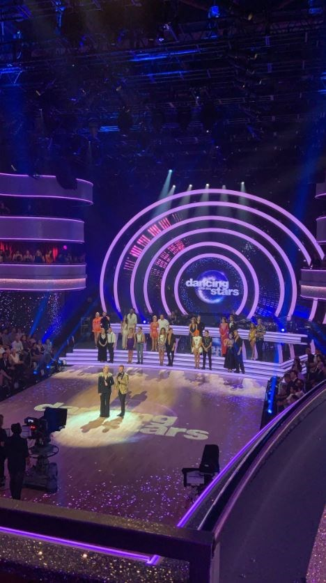 DWTS opening night was sensational! *(Source: Network 10/Twitter)*