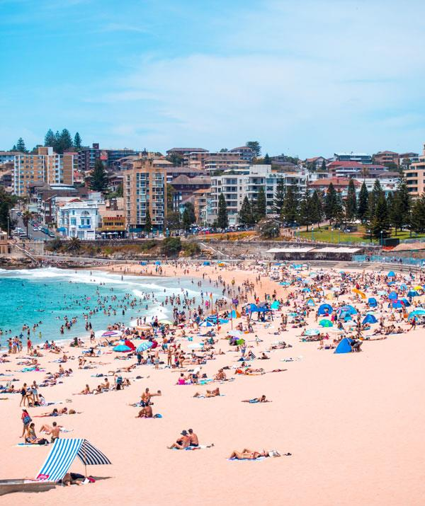 Bondi Beach is world-famous, come and see it for yourself. *(Image: Getty Images)*