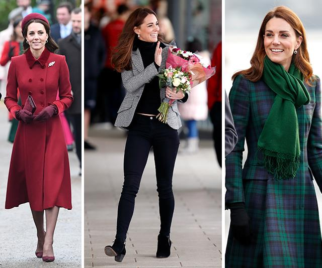 All hail the Queen of Coats! *(Images: Getty Images)*