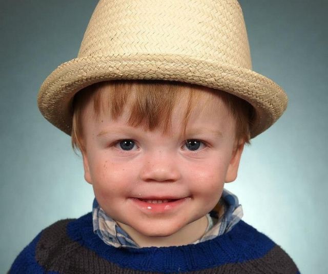 Ben two months prior to his diagnosis. *Image: Supplied.*