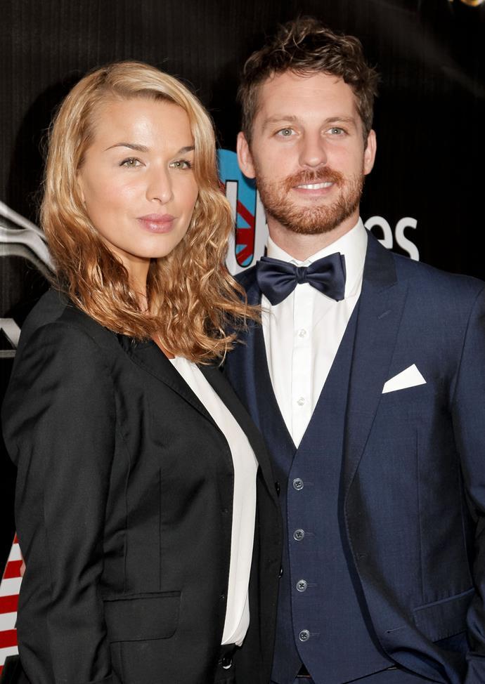 Tanya and Tristan MacManus. *(Image: Getty)*
