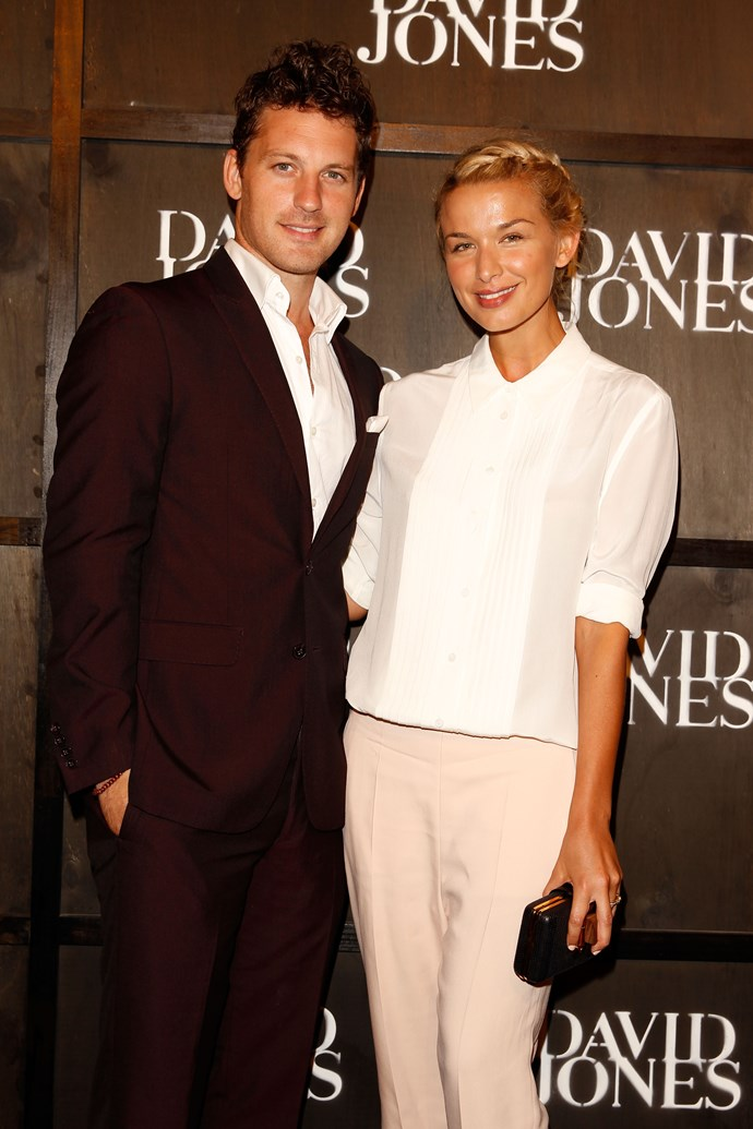 Who knew these two were a couple?! *(Image: Getty)*